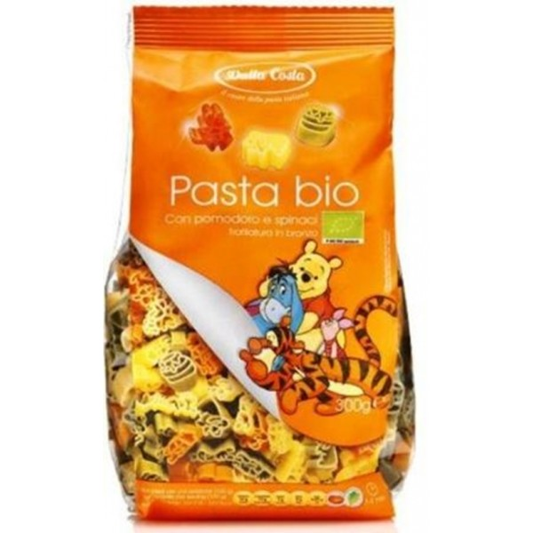 DALLA COSTA PASTE BIO TRICOLORE WINNIE THE POOH 300GR