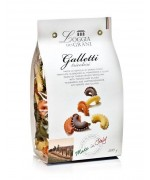 DALLA COSTA, PASTE GALLETTI TRICOLORE 500GR