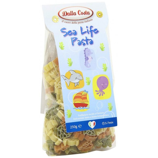 DALLA COSTA, PASTE SEA  FORME MARINE DIN GRAU DUR 250GR